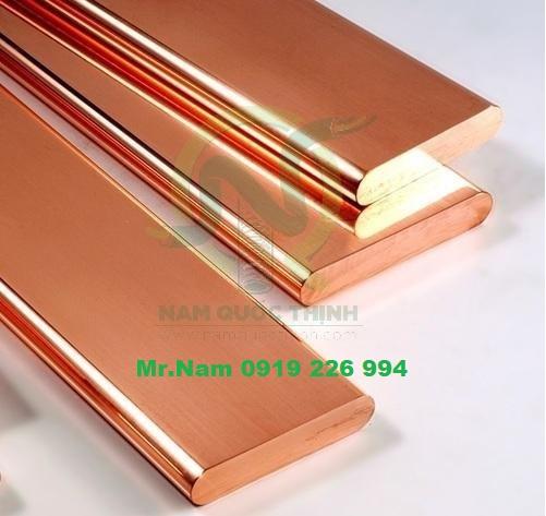 Hệ thống tiếp địa thường được sử dụng bởi thanh đồng tiếp địa được làm 100% từ đồng nguyên chất.